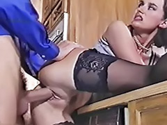 Anal kitchen, Kitchen cum, Big tits kitchen