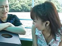 야외모델, 일본 일반인 커플, 일본 모델