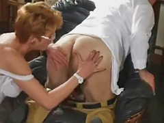 Two matures, Stocking fisting, Sex by stocking, Nurse threesome, Nurse stocking, Nurse anal