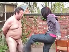 Spanking balls, Spanked femdom, Femdom spanking, Busting, Spank femdom, Bust