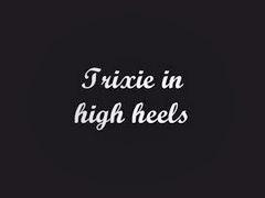 Trixie, High heels, High heel, Heels