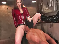 Painful anal, Painful, Pain anal, Pain-anal, Pain, Strap on femdom