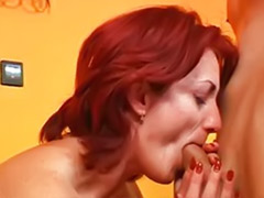 Redhead mature, Mature tits cum, Esım, Mature redhead, Anyuci