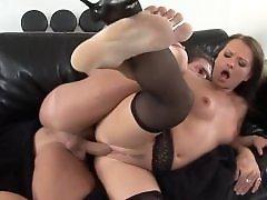 Stockings anal, Stocking anal, Hard anal fucked, Hard anal, Hot stocking, Hot hard