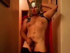 Thor, Gay jerk, Jerking gay