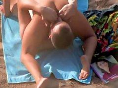 Voyeur beach, Oral, Beache, Beach voyeur, Beach amateur, Beach