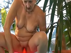 Solo granny, Solo grannies, Solo dirty, Solo woman, Old woman granny, Old woman masturbation