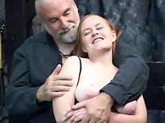 Foot fucks, X-mastere, Tits sucking, Tits sucked, Tit spank, Tit sucked