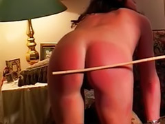 Punishment spanking, Femdom punish, Englishe, English