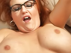 Redhead mature, Stepmom masturbating, My stepmom, My mature, Mature tits cum, Mature redhead masturbation