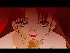 Horny hentai, Geisha