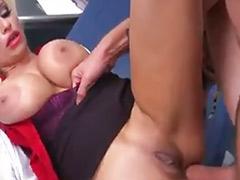 Big pussy cum