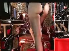Vivian, Sexy legs, Sexy leg, Nylons masturbates, Nylons, Nylon masturbation