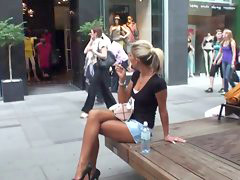 Public,, Public german, Public, High heels, German,, German public
