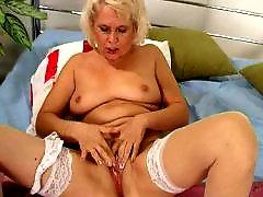 Pussy fucked, Pussy dildo, Pussy granny, Stockings dildo, Stockings milf, Stockings mature