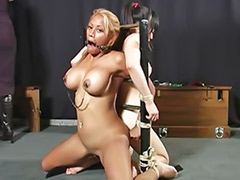 Spanked femdom, Lesbian bound, Femdom spanking, Bound lesbian, Asian spanking, Asian abused