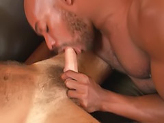 Interracial rimming, Gay interracial deepthroat, Gay pornstar