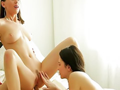 Teen rimming, Rimming threesome