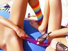 Lesbians vibrators, Lesbian vibrator