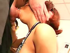 Redhead office, Modeling anal