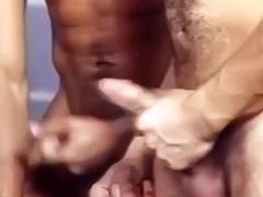 Vintage pornstars, Vintage handjobs, Team sex, Team handjob, Handjob vintage, Hairy wank