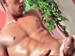 Private amateur, Oiled gays, Oil handjob, Gay oil, Couple private, Private masturbation