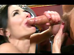 Veronica, Milf deepthroat, Milf veronica, Fat cock, Fat boobs, Fat blowjob