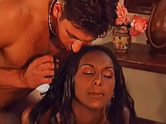 The secret of kamasutra, Romantic massage, Sex of massage, Romantic blowjob, Secreter, Ebony massage