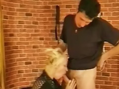 Spanking fetish, Love spank, Blonde spanked, Bound sex, Couple domination, Bound blowjob