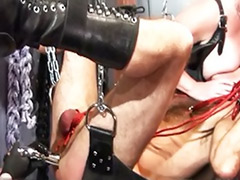 Tits smothering, Tit smother, Redhead gangbang, Smothering femdom, Smothering, Smother