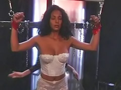 Spanked femdom, Spank suck, Lingerie spank, Lingerie bondage, Femdom spanking, Ebony femdom