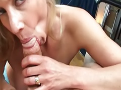 Sloppy blowjob, Sloppy blonde, Sloppy, Olivia parrish, Olivia