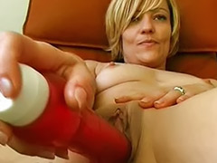 Pussy suck, German toy, German facial