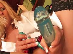 Russian stocking, Russian orgasms, Russian dildo, Pussy orgasm, Piercing pussy, Pierced pussy