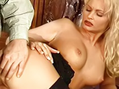 Zia, Nikki sex, Nikki blond, Cum on stocking, Cum on stockings