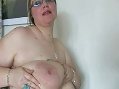 Mom sex, Bbw solo