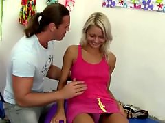 Young blond, Fitting, Fit, Blonde teens fucking, Balls, Ball
