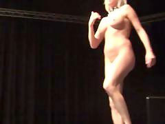 X men, Public blonde, Public naked, Naked public, Naked, Men