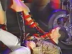 Vintage slave, Vintage latex, Vintage fetish, Vintage boots, Slave vintage, Slave playing