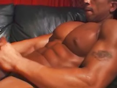 Gay black muscle, Black gay muscle, Solo muscle