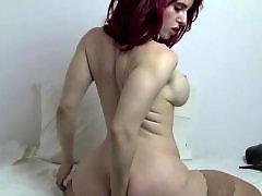 Redhead stockings, Redhead masturbation, Redhead masturbate, Masturbating redheads, Fitting, Fit