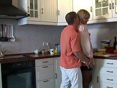 Touching sex, Touching, Touch sex, Sex touching, Kitchen, Kitchen touch