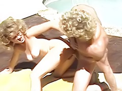 Vintage pool, Vintage big tits, Vintage big tit, Vintage tits, Pool vintage, Pool tit