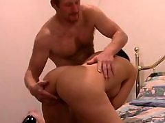 Thick milf, Milf hairy, Latin milf, Latin blowjob, Latin cock, On her knees blowjob