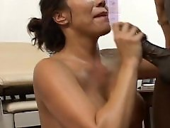 Some a, Interracial brunette, Interracial asian, Enjoys, Enjoying tits, Enjoy