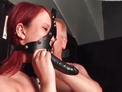 Redhead slut, Solo slut, Solo german, Femdom german, German redhead, German femdom
