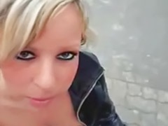 Public handjob, Public german, Pov blow, Handjob public, German pov, German public