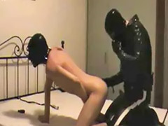 Victims, Leather fuck, Leather, Latex fuck, Latex gay, Latex anal