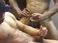 Wank together, Wanking together, Gay friend sex, Friends wank
