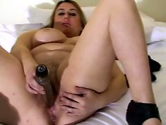 Mom, Masturbation, Mature, Big boobs, Big tits, Milf